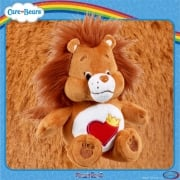 Care Bears Bean Bag Plush - Brave Heart Lion