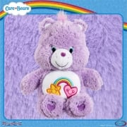 Care Bears Fluffy Friends 8in Best Friend Bear