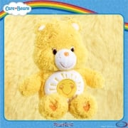 Care Bears Fluffy Friends 8in Funshine Bear