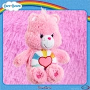 Care Bears Fluffy Friends 8in Hopeful Heart Bear