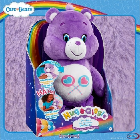 Care Bears Hug & Giggle - Share Bear