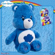 Care Bears Medium 14in Plush - Grumpy Bear - with Bonus DVD