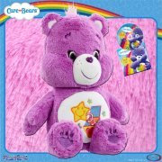 Care Bears Medium 14in Plush - Surprise Bear - with Bonus DVD
