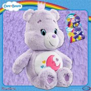 Care Bears Medium 14in Plush - Sweet Dreams - with Bonus DVD