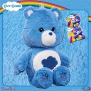 Care Bears Medium Plush with DVD Grumpy Bear