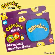 CBeebies Matching Bugbies Card Game