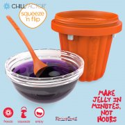 Chill Factor Jelly Maker - Orange