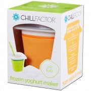 ChillFactor Frozen Yoghurt Maker - Orange