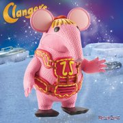 Clangers 10cm Tickle and Whistle Tiny
