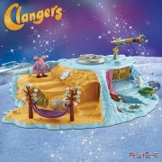 Clangers Home Planet Playset with Granny Clanger Figure
