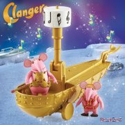 Clangers Musical Boat with Major & Tiny
