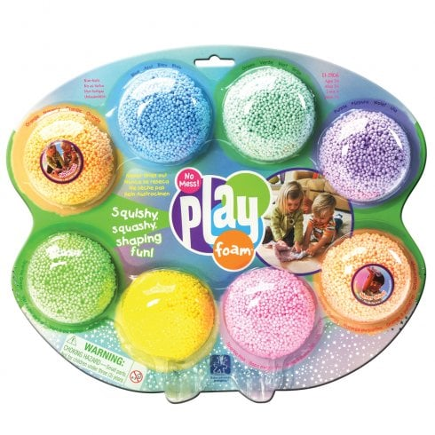 Classic Playfoam Combo 8-Pack - Original and Glitter Colours