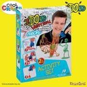 Cool Create IDO3D Vertical Activity Set - Get Neon
