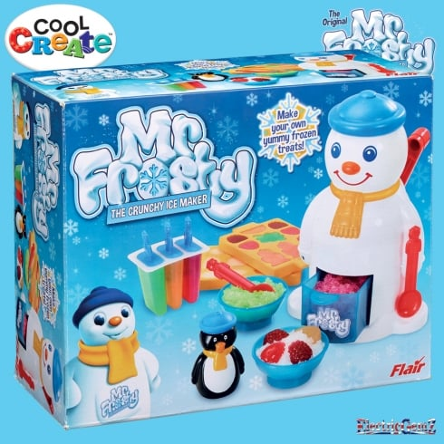 Cool Create Mr Frosty - The Crunchy Ice Maker