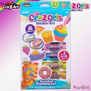 cra-Z-art Cra-Z-Gels Sticker Art - Scented Yummies