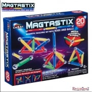 cra-Z-art Magtastix 20-Piece Set