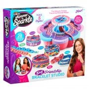 cra-Z-art Shimmer n Sparkle 5-in-1 Friendship Bracelet Studio