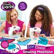 cra-Z-art Shimmer n Sparkle Sew Crazy Sewing Machine