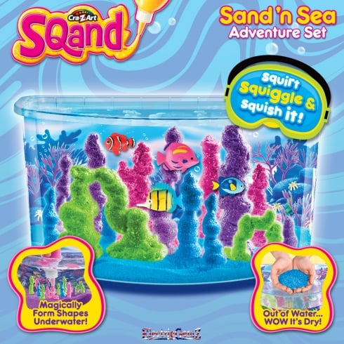 cra-Z-art SQand Sand 'n Sea Adventure Set