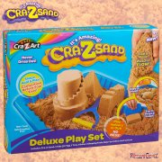 Cra-Z-Sand Deluxe Playset - Tan