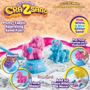 Cra-Z-Sand Glitter Sand Deluxe Pony Playset