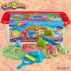 Cra-Z-Sand Mould 'n Play Tub Fulla Sand Fun!