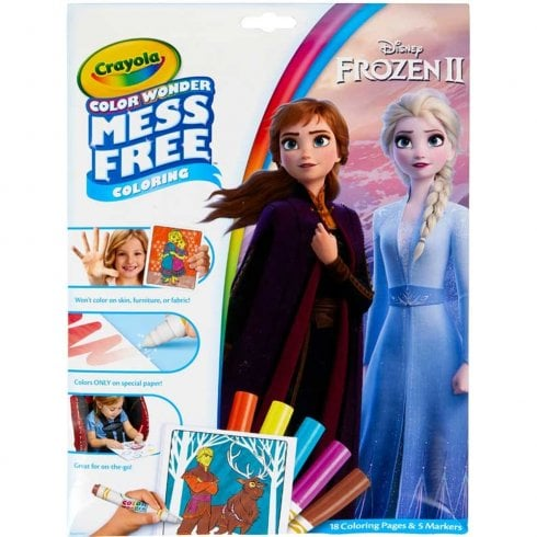 Crayola Disney Frozen 2 Color Wonder