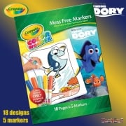 Crayola Finding Dory Color Wonder Set