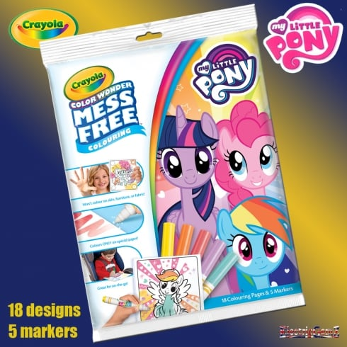 Crayola My Little Pony Color Wonder