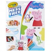 Crayola Peppa Pig Color Wonder Foldalope
