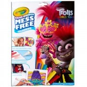 Crayola Trolls World Tour Color Wonder