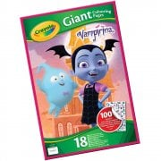 Crayola Vampirina Giant Colouring Pages