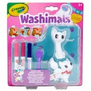 Crayola Washimals Blister Pack - Cats