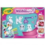 Crayola Washimals Pets Playset