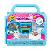 Crayola Washimals Vet Clinic Playset