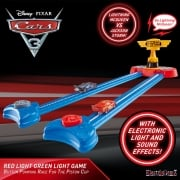 Disney Cars 3 Red Light Green Light Piston Cup Race Game