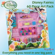 Disney Fairies 60 Piece Complete Art Pack