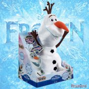 Disney Frozen Talking Tickle Time Olaf the Snowman