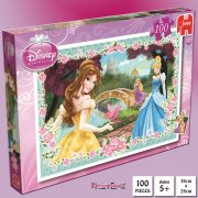 Disney Princess 100-Piece Jigsaw Puzzle