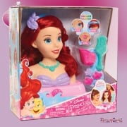 Disney Princess Ariel Bath Styling Head