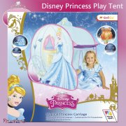 Disney Princess Cinderella Magical Princess Carriage GetGo Role Play Tent