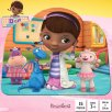 Doc McStuffins 15-Piece Shaped Floor Jigsaw Puzzle