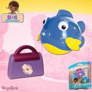Doc McStuffins Doc and Friends Mini Figures - Squeakers with Bag