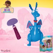 Doc McStuffins Doc and Friends Mini Figures - Stuffy with Hammer