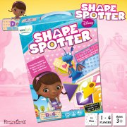 Doc McStuffins Shape Spotter Game