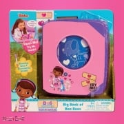 Doc McStuffins Toy Hospital Big Book of Boo Boos