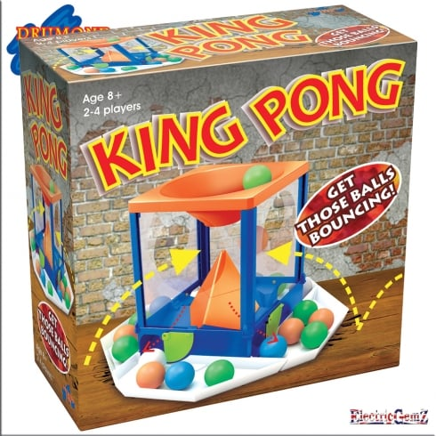 Drummond Park Games - King Pong