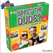 Drummond Park Games - Who's the Dude?