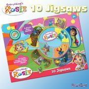 Everything's Rosie 10 Jigsaws