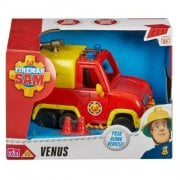 Fireman Sam Venus Fire Truck Push Along Vehicle